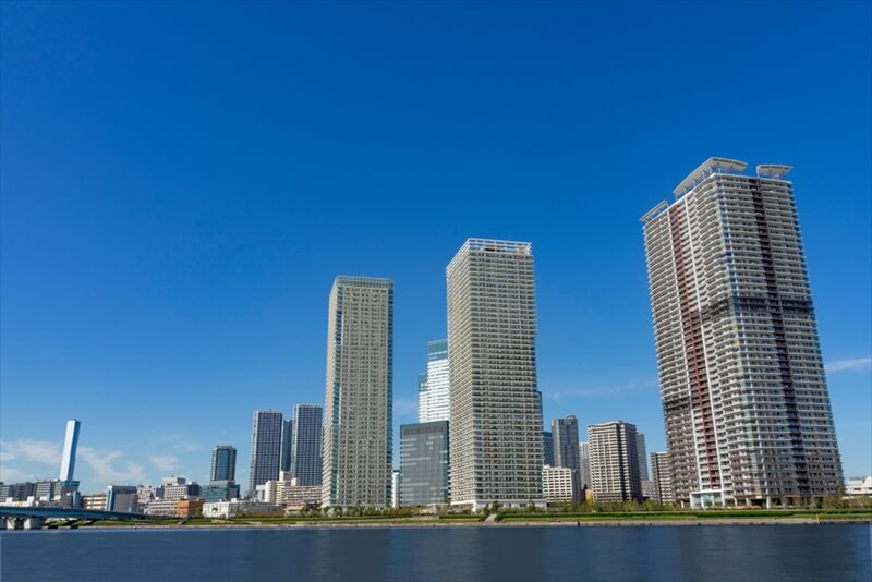 東京は賃貸経営にとってもプラス