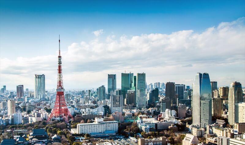 東京の都市力ランキング